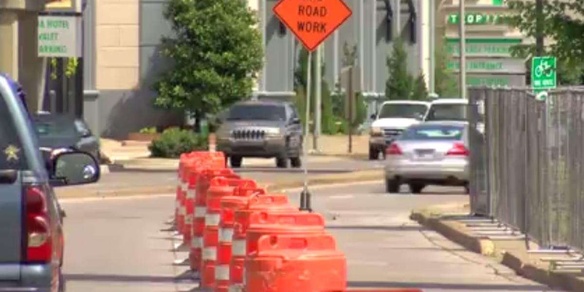 Traffic Alert: Lane closure for SE Riverside Dr.