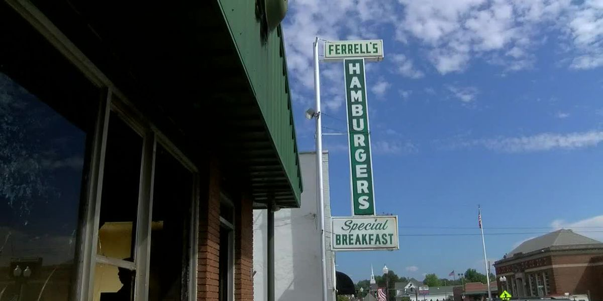 Ferrell's Hamburgers officially reopens