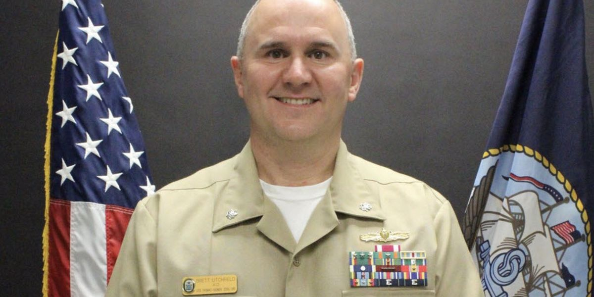 Union Co. HS graduate to be named commander of U.S. Navy ship