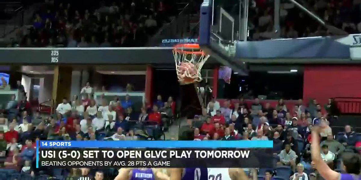 USI Men's Basketball off to undefeated start