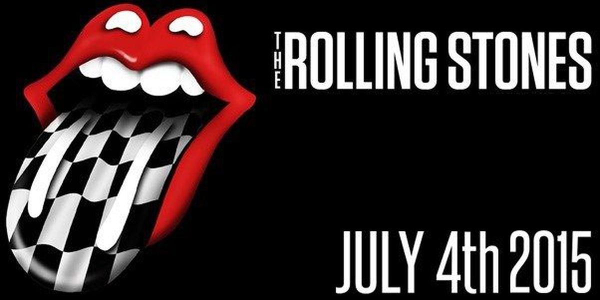 The Rolling Stones to play Indianapolis Motor Speedway