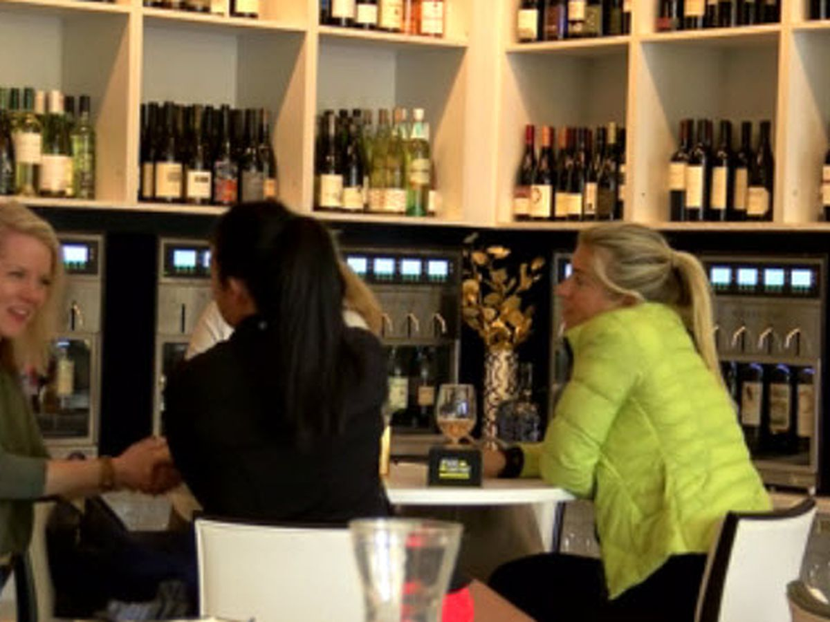 SIP Wine Room expecting more customers after relocation
