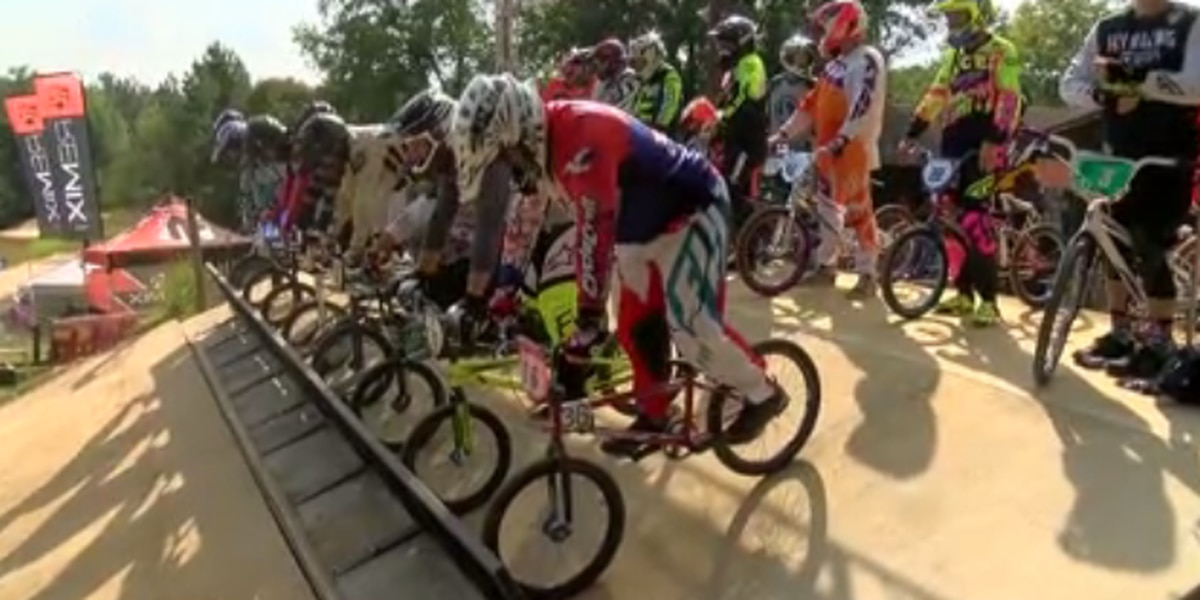 Burdette Park hosts the BMX North Central Gold Cup Championships