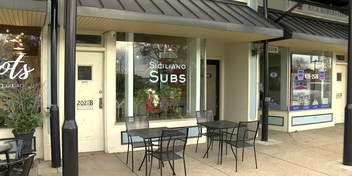 Siciliano Subs announcing reopening date soon; thanks community