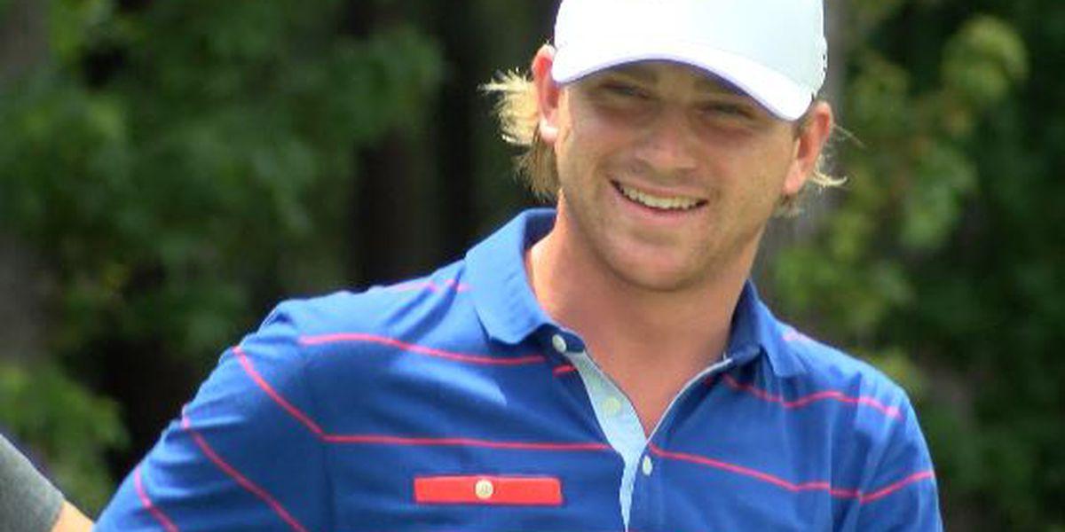 Owensboro Catholic grad John Augenstein Wins Second Career Individual Title for Vanderbilt Golf