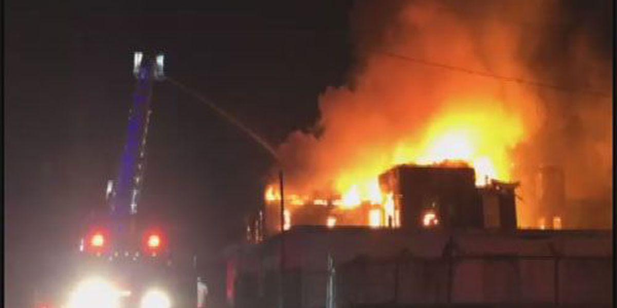 Bid awarded to demolish Evansville warehouse