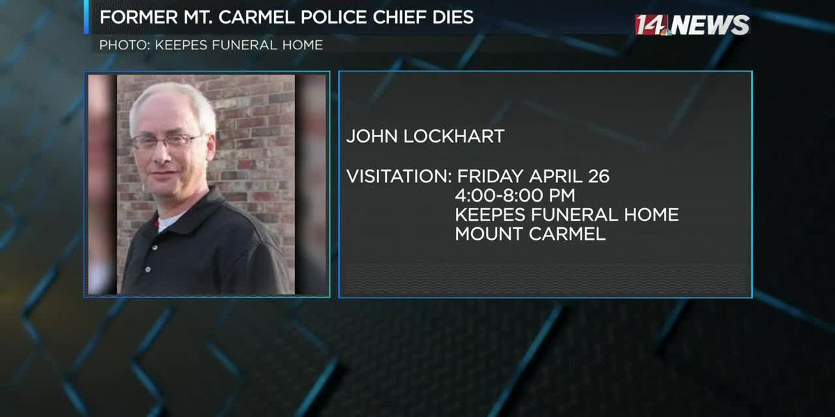 Mt. Carmel's former Police Chief has died