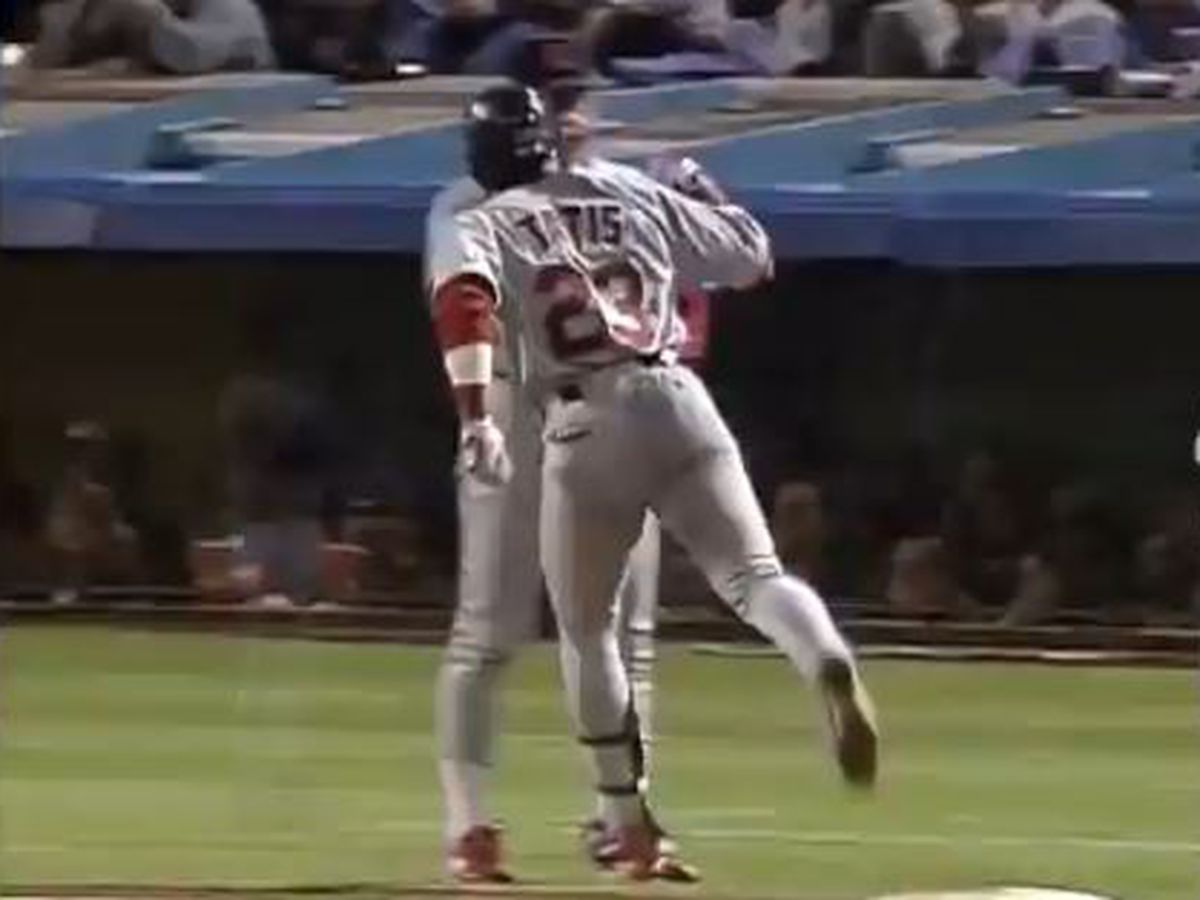 20 years ago: Cardinals' Tatits makes baseball history