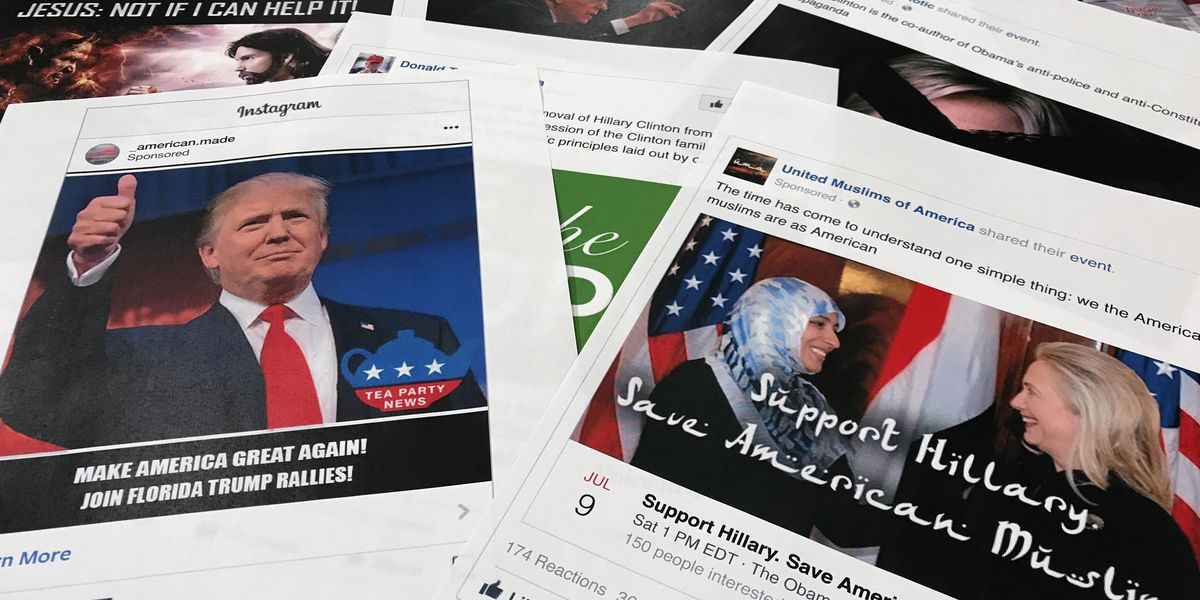 Russia social media influence efforts ongoing, report says