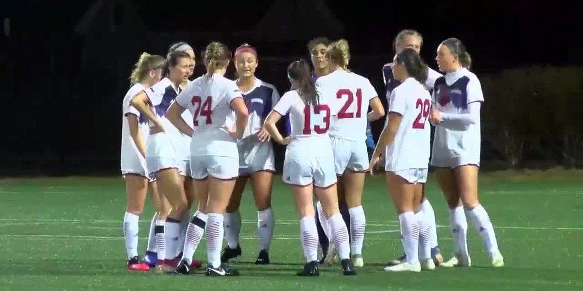 Eagles win overtime thriller, advance to GLVC Championship