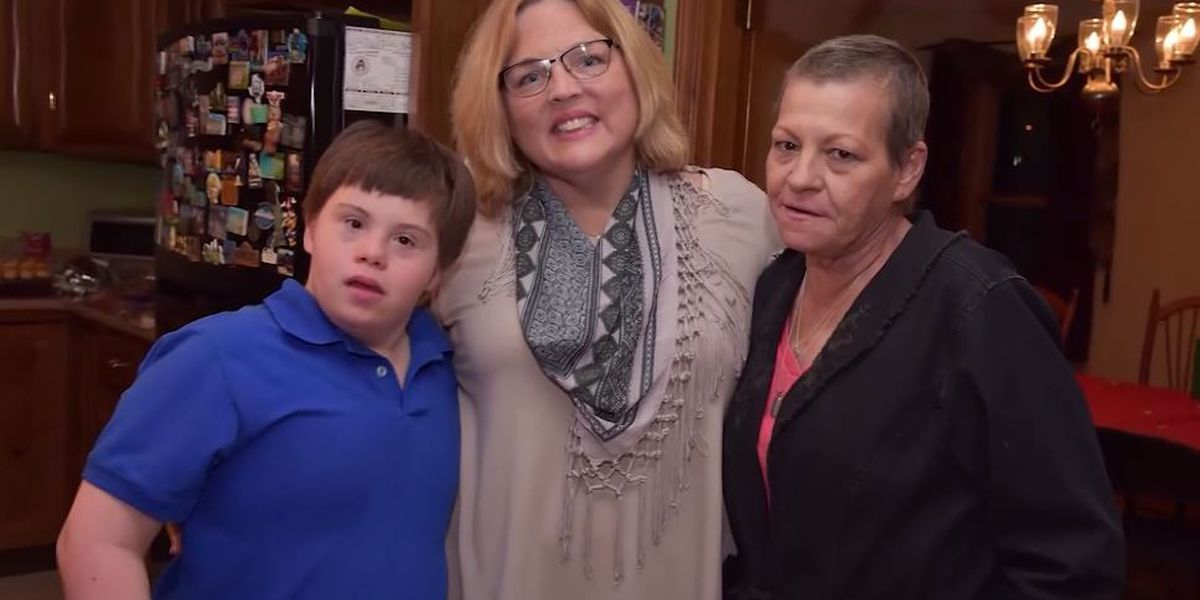Teacher adopts student with Down syndrome after his mom dies of cancer
