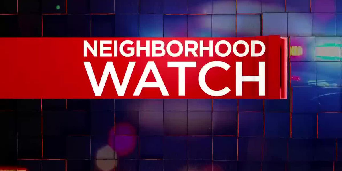 Neighborhood Watch: Porch pirates; car thieves caught