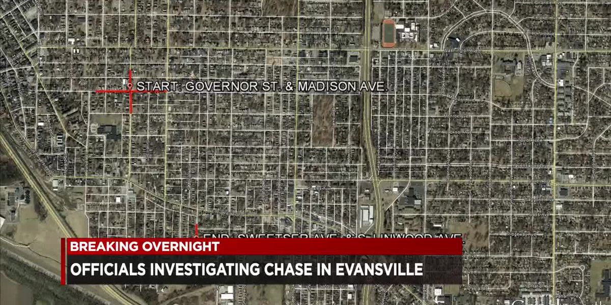 EPD looking for suspects involved in overnight chase