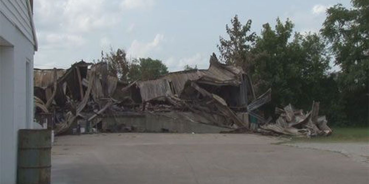 Warehouse fire under investigation in Owensboro