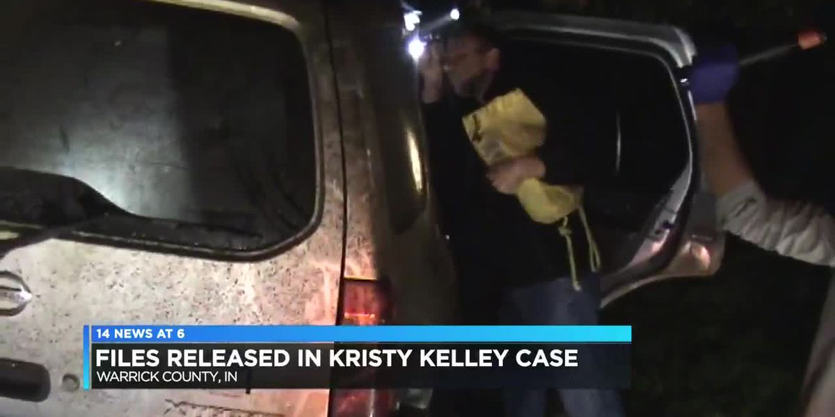 Warrick Co. Sheriff releases Kristy Kelley files
