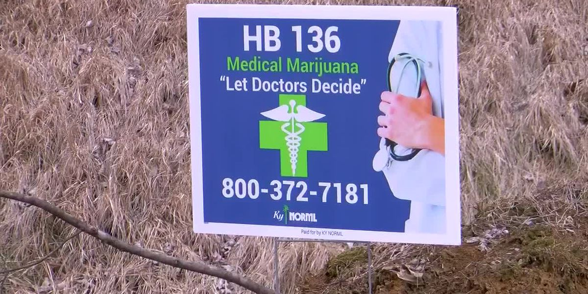 Medical marijuana bill moving forward in KY after passing through committee