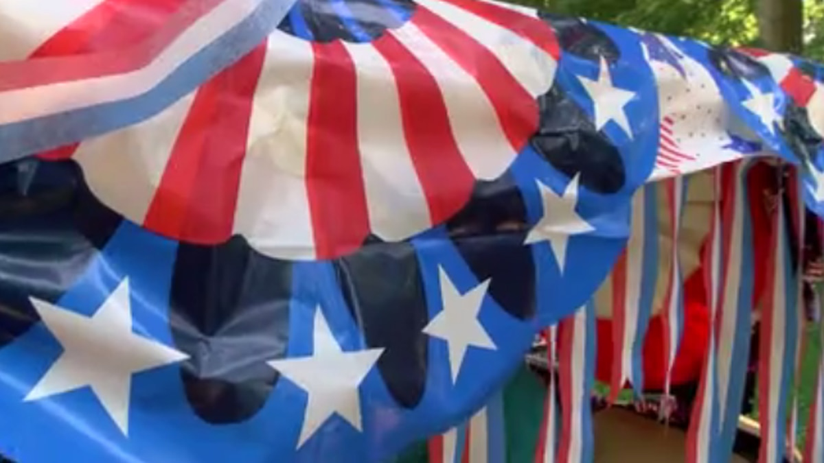 New Harmony celebrates Independence Day with annual parade