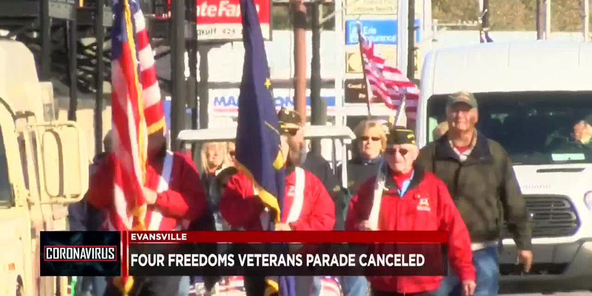 Four Freedoms Veterans Parade canceled
