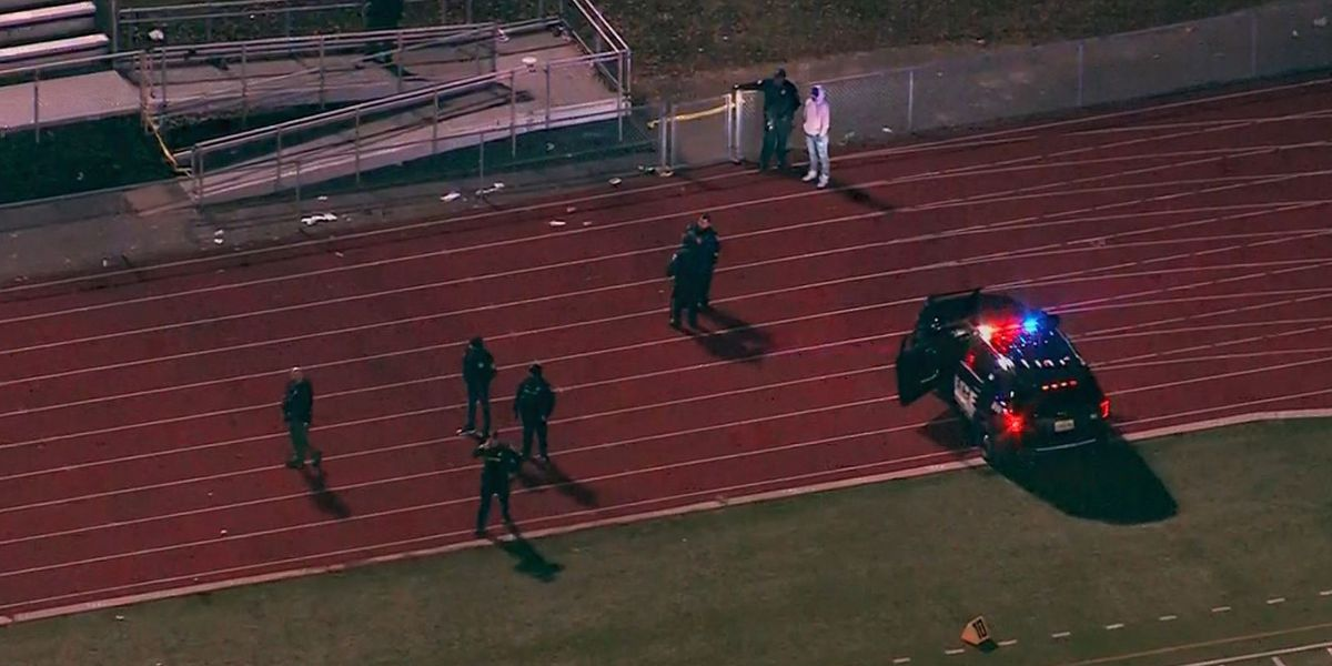 Alleged gunman, victim among 6 charged after NJ football game shooting