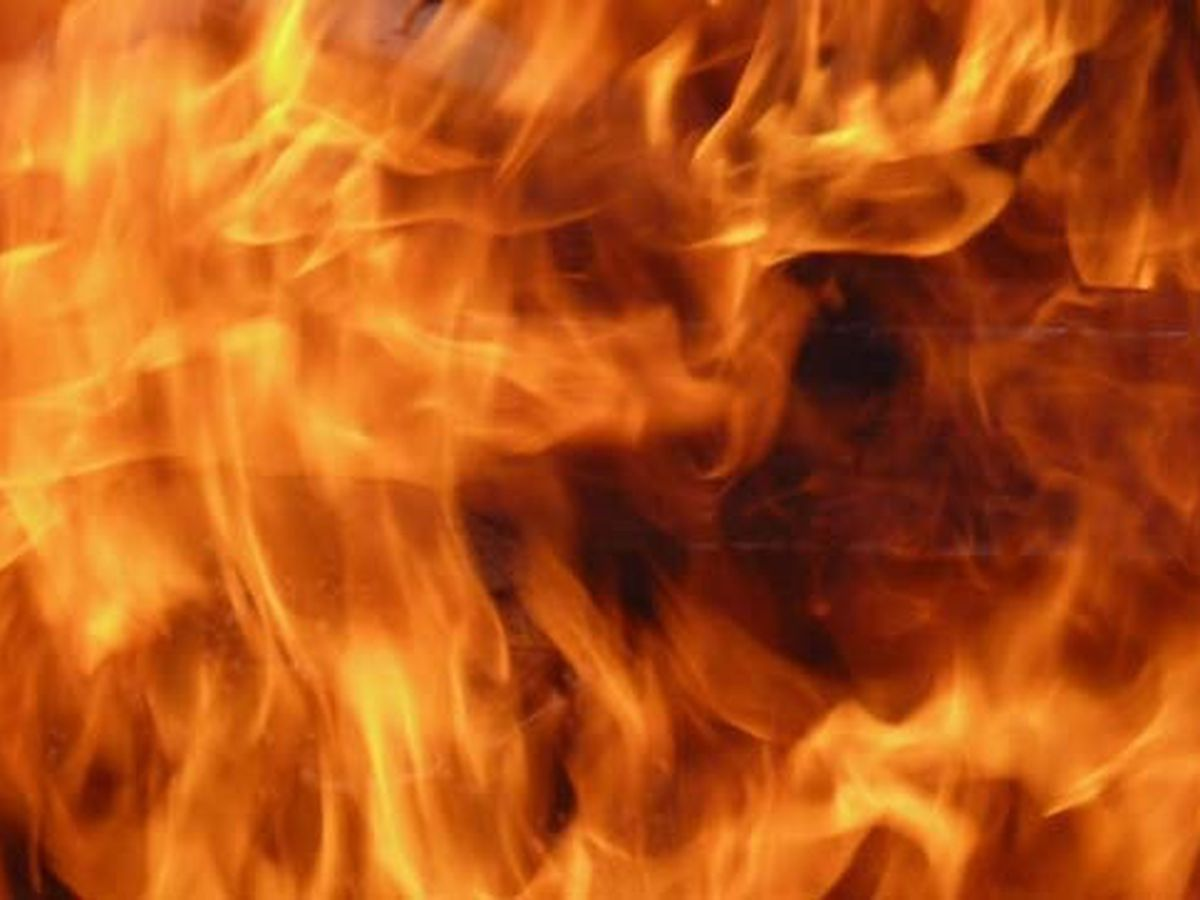 EFD: Woman, grandson hospitalized after house fire on Read St.