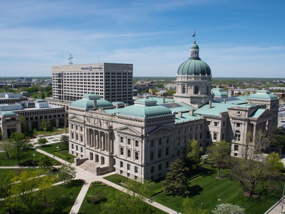 Indiana Statehouse remains closed ahead of possible protests