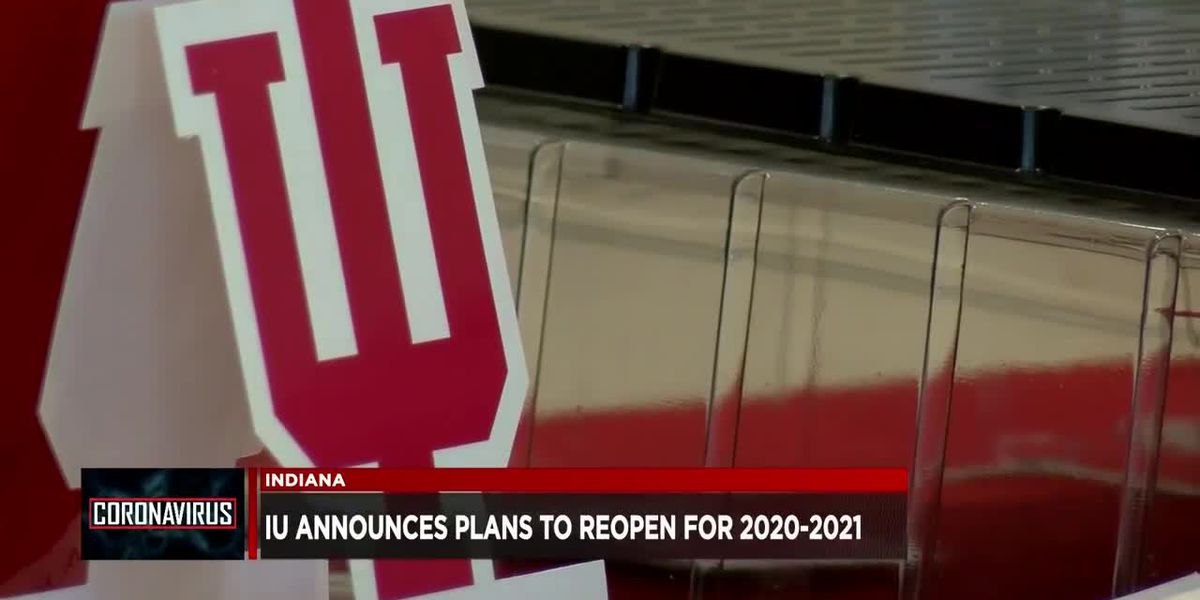 IU student reacts to university's reopening plans for 2020 fall semester