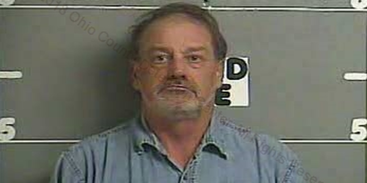 Ohio Co. man arrested after woman escapes to safety