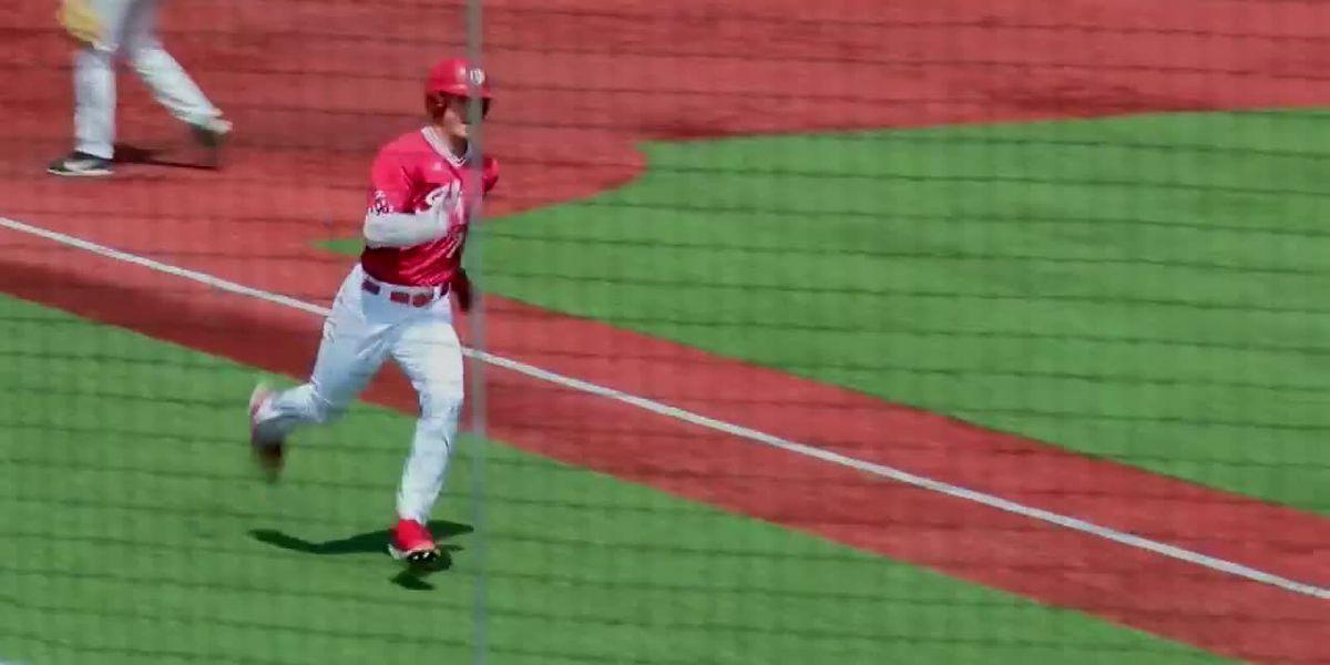 Aces vs Indiana baseball
