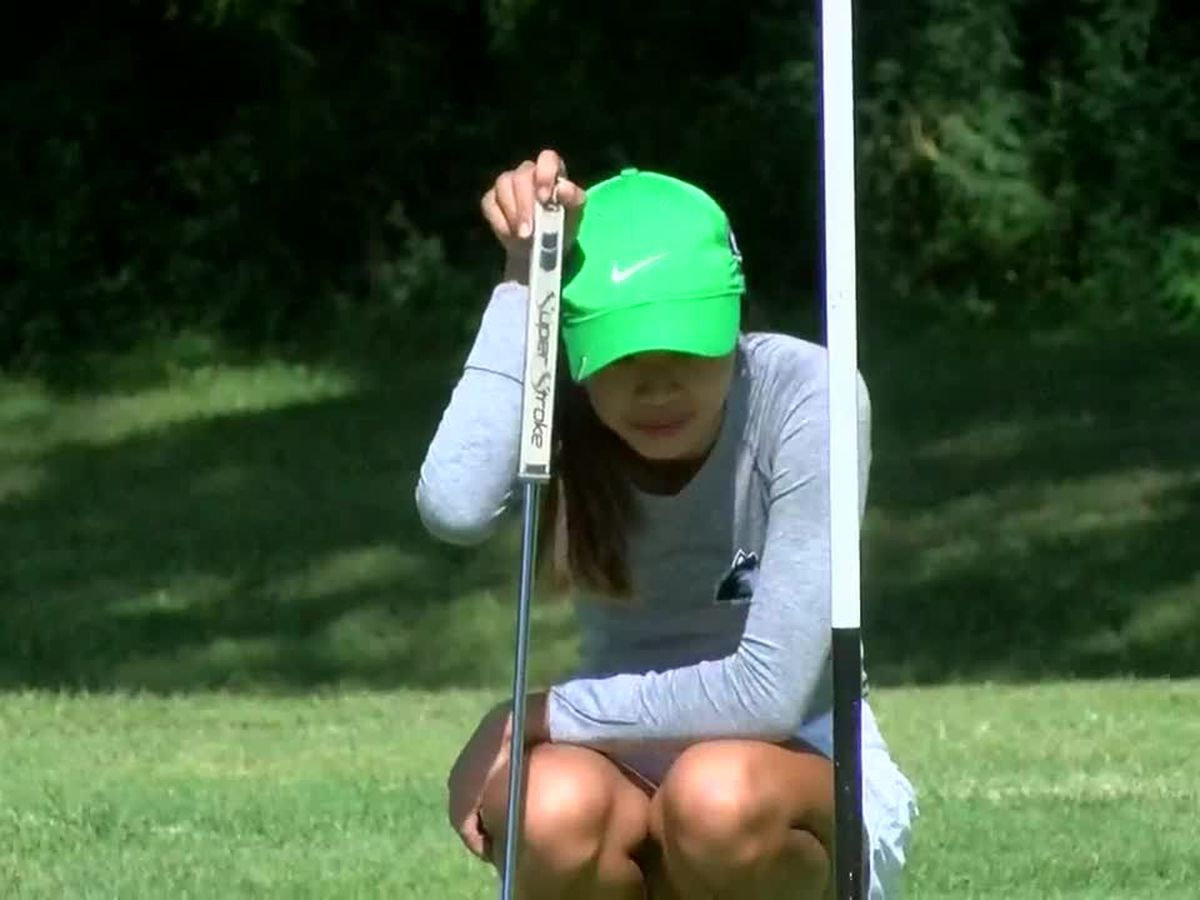 IHSAA girls golf sectionals highlights