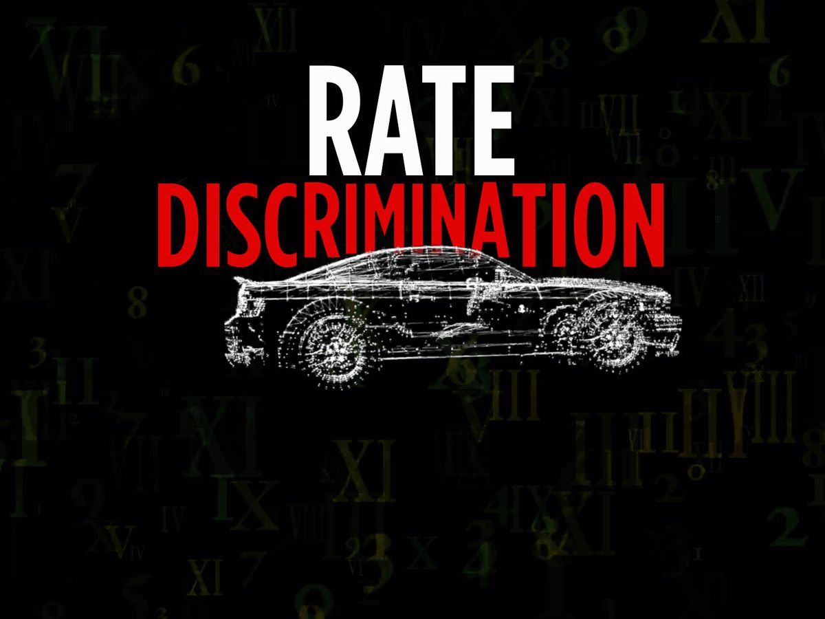 Rate Discrimination: Some insurance companies give better rates for customers with certain jobs, education