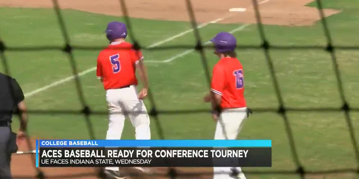 Aces baseball ready for MVC tournament