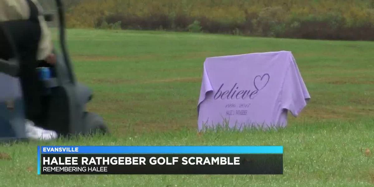 Golf scramble raises money for Halee Rathgeber Scholarship fund