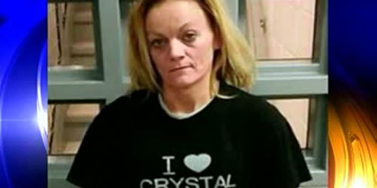 KY woman arrested wearing pro-meth shirt