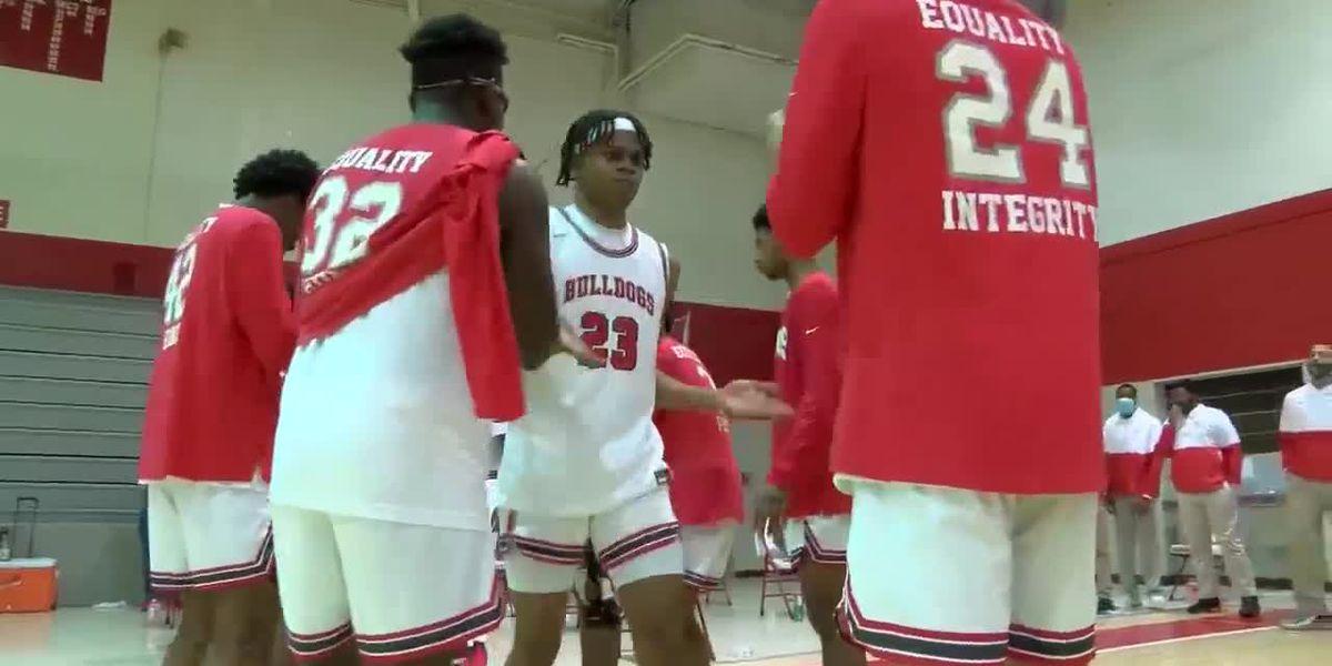HS Boys Basketball: Harrison vs. Bosse