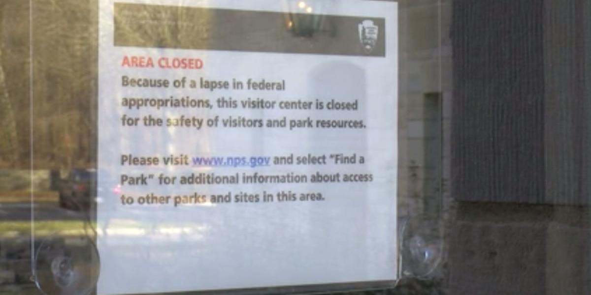 Lincoln Boyhood National Memorial closed due to government shutdown
