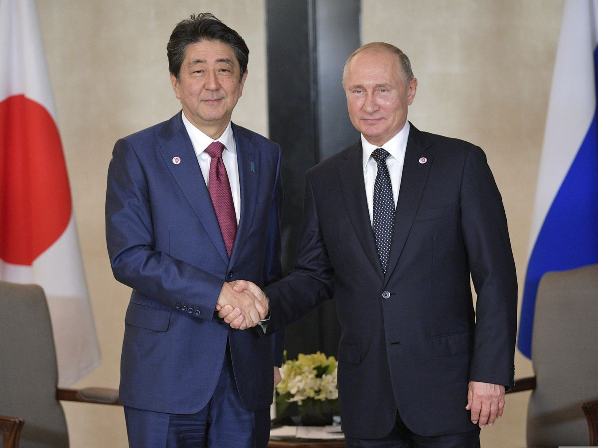 Putin: Japan may review Soviet proposal on disputed islands