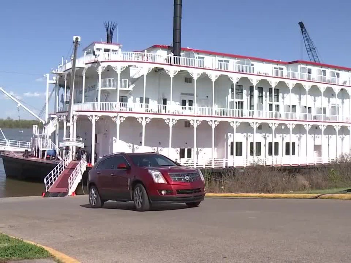American Duchess riverboat makes stop in Henderson on Thursday