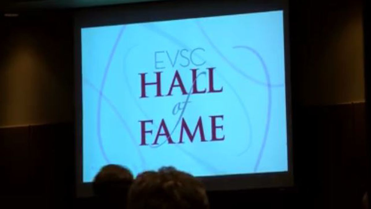 EVSC honors inductees at Hall of Fame gala