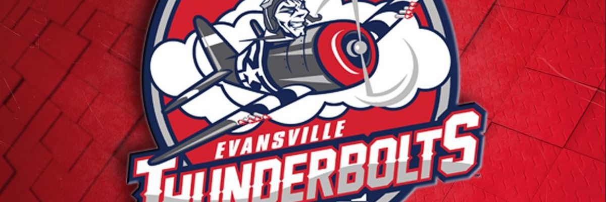 Thunderbolts Gain Point in Shortened Game