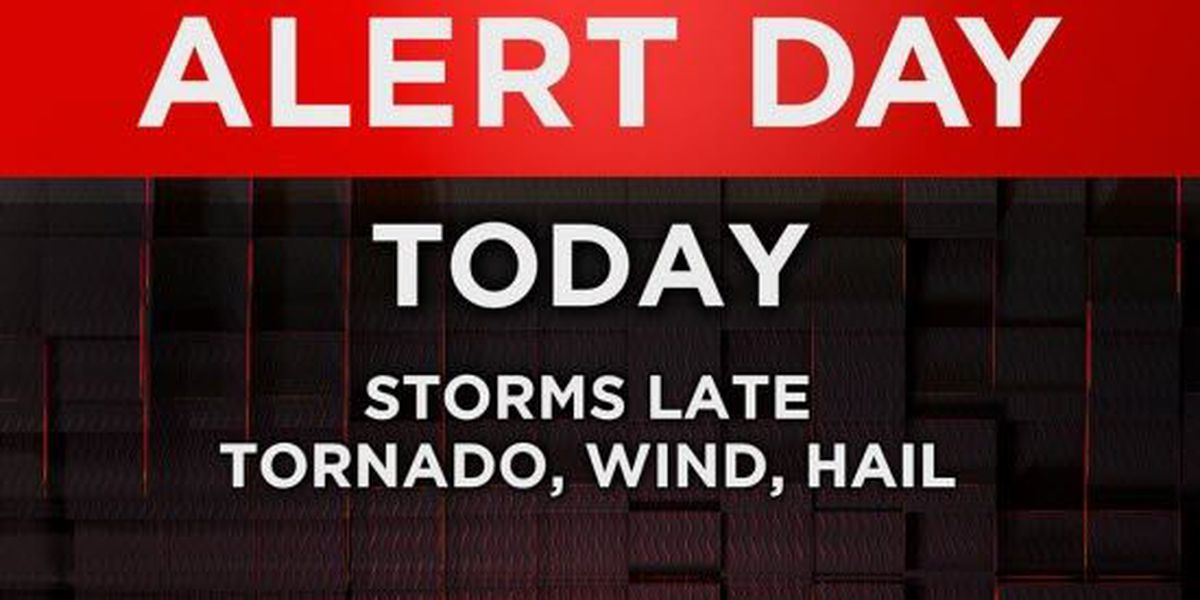 Tornado Watch issued for multiple counties
