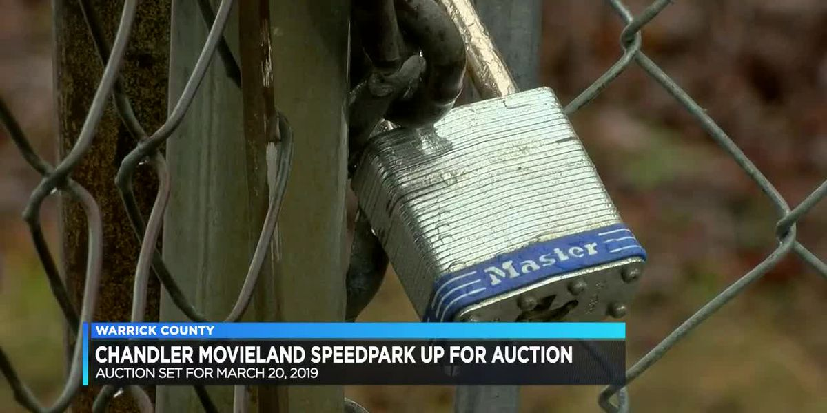 Chandler Speedway up for auction after foreclosure