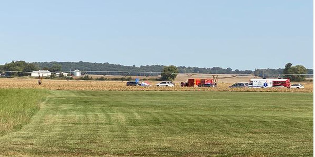 Coroner identifies both men killed in ultralight plane crash