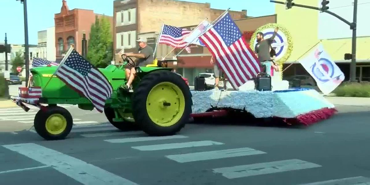 Princeton holds downsized Labor Day parade