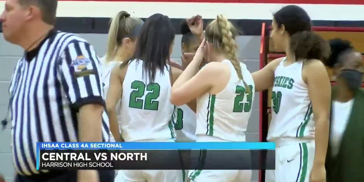 Girls 4A Sectional: Central vs North