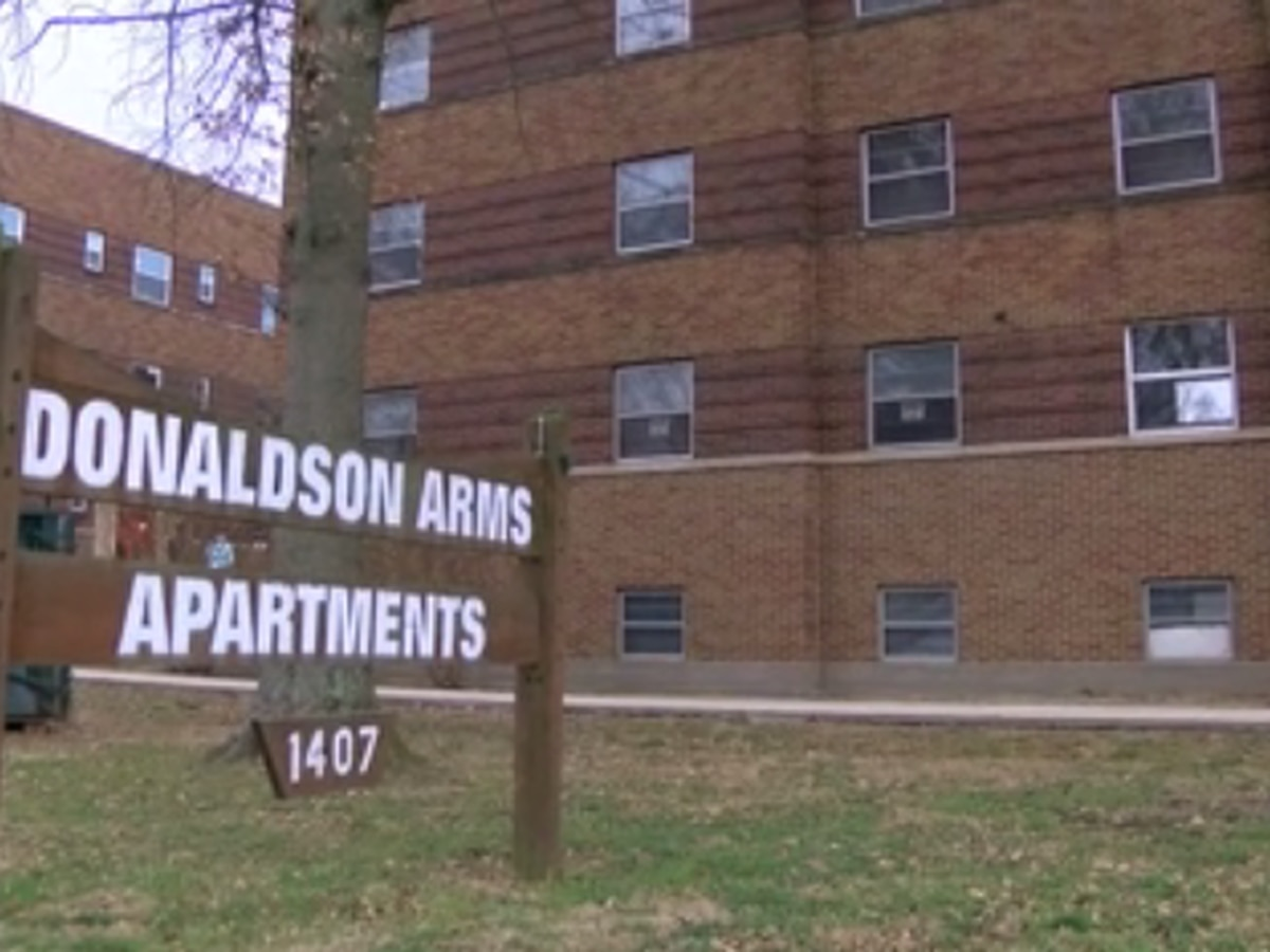 Donaldson Arms Apartments in Haynie's Corner gets refurbished