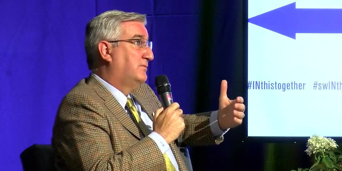 Southwest Indiana Chamber hosts Lunch with the Governor