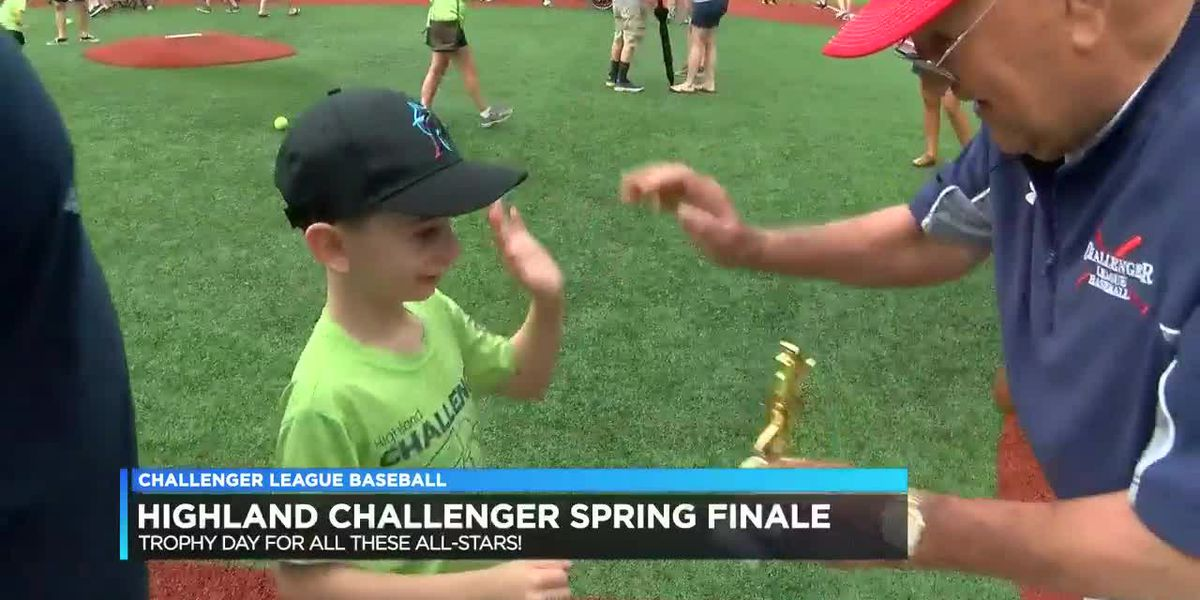 Highland Challenger League Baseball spring season finale