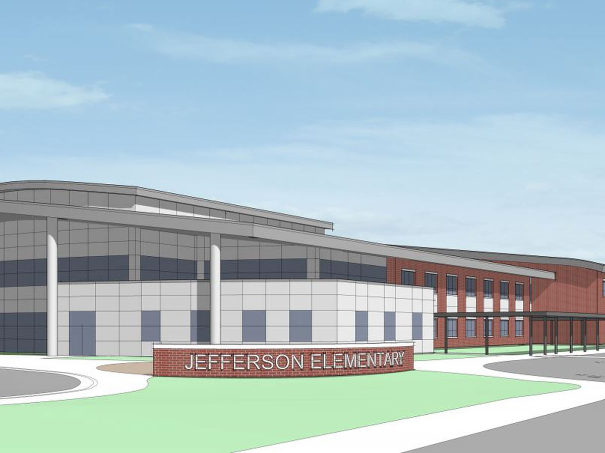 Design plans released on Henderson's new Jefferson Elementary