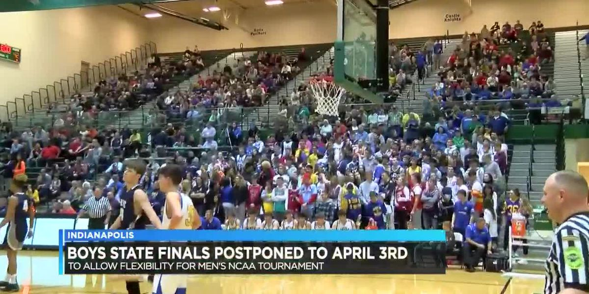 IHSAA Boys Basketball State Finals moved to April 3