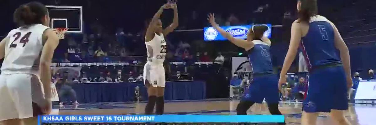 Henderson Co. GBB leads wire-to-wire in Sweet 16 win